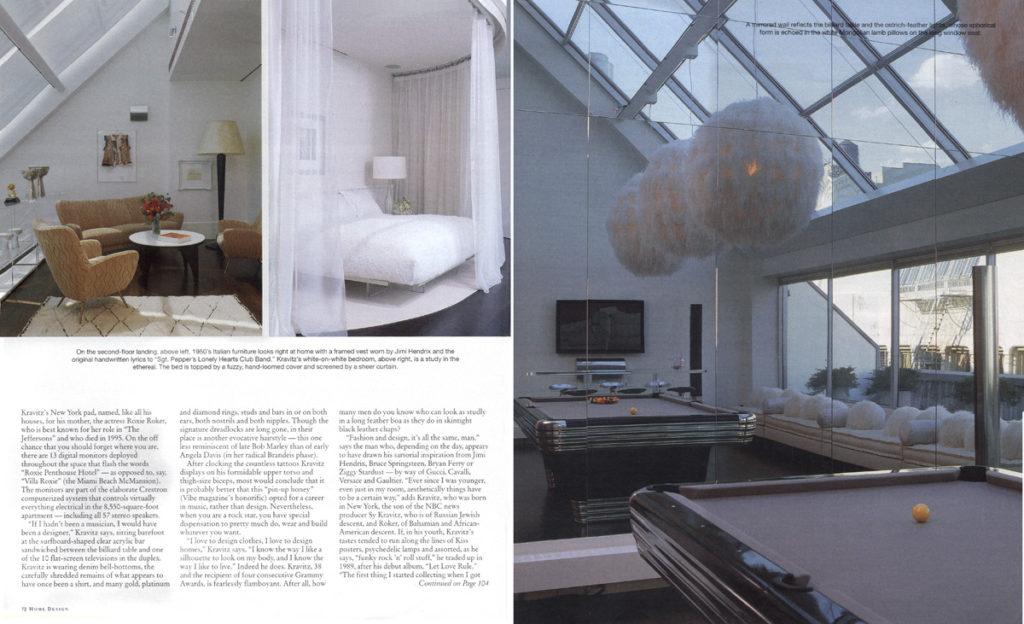 Lenny Kravitz | BNO Design