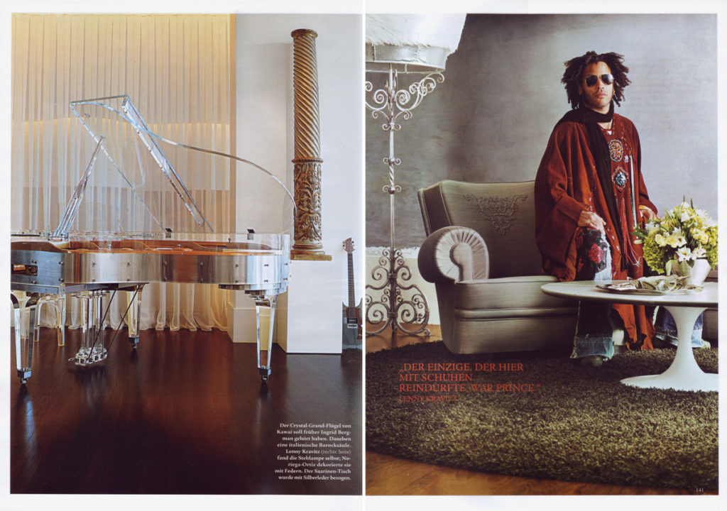 02.2003 – Architectural Digest, Germany